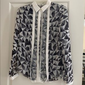Cameo button shirt size S